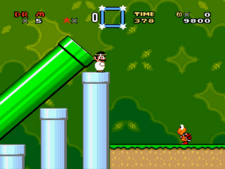 Super Dr. Mario World Screenshot 2